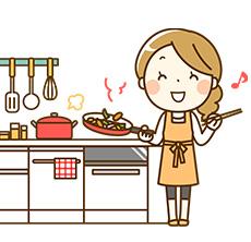 キッチンの悩み