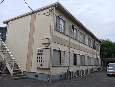 画像:【中古アパート】 岡山市中区
